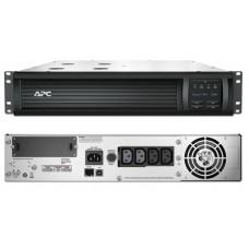 Источник бесперебойного питания APC Smart-UPS 1500 RM 2U SMT1500RMI2U (Линейно-интерактивные, C возможностью установки в стойку, 1500 ВА, 1000 Вт)