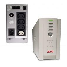 Источник бесперебойного питания APC Back-UPS (500ВА/300Вт), 230 В BK500EI (Линейно-интерактивные, Напольный, 500 ВА, 300 Вт)