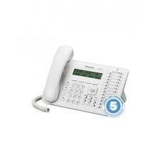 Panasonic KX-NT543RU IP системный телефон, 3-строчный LCD дисплей, 24 клавиш быстрого набора