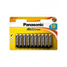 Батарейка щелочная PANASONIC Alkaline Power AA/10B
