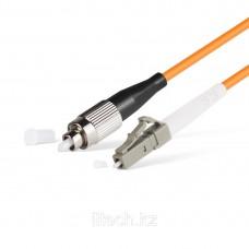 Патчкорд FC/UPC-LC/UPC MM (50/125, 62,5/125) Simplex 2,0mm - 1М