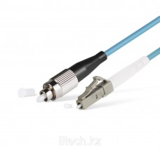 Патчкорд FC/UPC-LC/UPC MM OM3 Simplex 2,0mm - 1М
