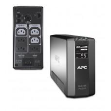 Источник бесперебойного питания APC Back-UPS Pro 550 BR550GI (Линейно-интерактивные, Напольный, 550 ВА, 330 Вт)