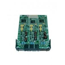 Panasonic KX-NS5180X 6-портовая карта аналоговых внешних линий LCOT6, Caller ID