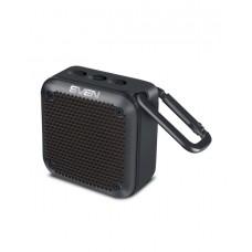 SVEN PS-88, black (7W, Bluetooth, TWS, Waterproof (IPx7), microSD, carbine, 1500mA*h)