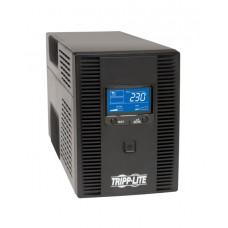 Источник бесперебойного питания Tripp-Lite SMX1500LCDT, IEC (Линейно-интерактивные, Напольный, 1500 ВА, 900 Вт)