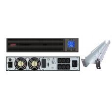 Источник бесперебойного питания APC Easy UPS SRV3KRIRK (Двойное преобразование (On-Line), C возможностью установки в стойку, 3000 ВА, 2400 Вт)
