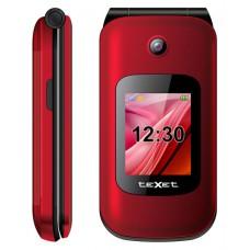 Мобильный телефон teXet ТМ-В216 цвет красный