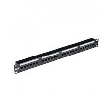 ITK PP24-1UC6U-D05 ITK 1U патч-панель кат.6 UTP, 24 порта (Dual)