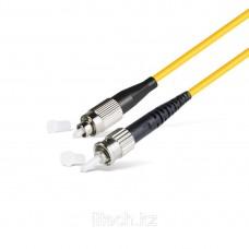 Патчкорд FC/UPC-ST/UPC SM 9/125 Simplex 2,0mm - 1М