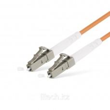 Патчкорд LC/UPC-LC/UPC MM (50/125, 62,5/125) Simplex 2,0mm - 1М