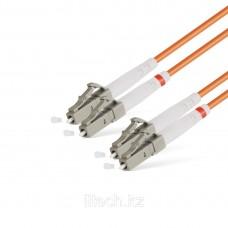 Патчкорд LC/UPC-LC/UPC MM (50/125, 62,5/125) DUPLEX 2,0mm - 1М