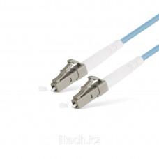 Патчкорд LC/UPC-LC/UPC MM OM4 Simplex 2,0mm - 1М