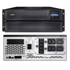 Источник бесперебойного питания APC Smart-UPS X SMX3000HV (Линейно-интерактивные, C возможностью установки в стойку, 3000 ВА, 2700 Вт)