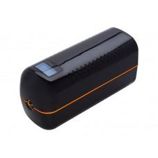 Источник бесперебойного питания Tuncmatik Digitech Pro Black (TSK1719)