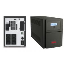 Источник бесперебойного питания APC Easy UPS SMV SMV1000CAI (Линейно-интерактивные, Напольный, 1000 ВА, 700 Вт)