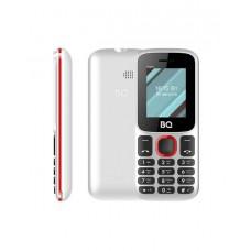 Мобильный телефон BQ-1848 Step+ white+red