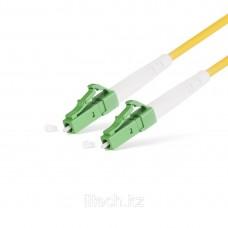 Патчкорд LC/APC-LC/APC SM 9/125 Simplex 2,0mm - 1М