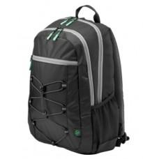 Рюкзак HP Europe Active Backpack (Black/Mint Green) (1LU22AA#ABB)