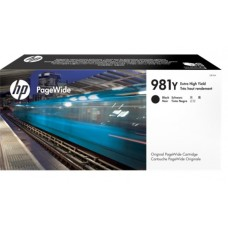 Картридж HP Europe 981Y Extra High Yield PageWide (L0R16A)