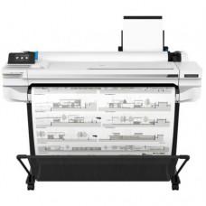"""Плоттер HP DesignJet T525 (Цветной, Струйная, A0+ (36 дюймов) (914), 36"""") (5ZY61A#B19)"""