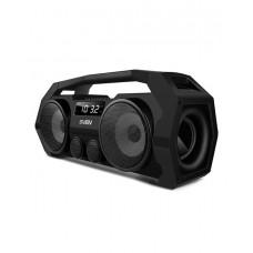 SVEN PS-465, черный, акустическая система 2.0, Bluetooth, FM, USB, microSD, LED-дисплей