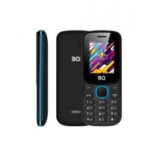 Мобильный телефон BQ-1848 Step+ black+blue