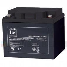 Аккумуляторные батареи для ИБП Tuncmatik TBS 12V-44AH-5 (TSK1967)