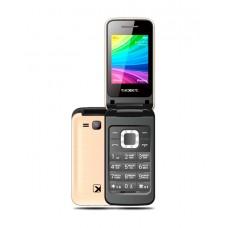 Мобильный телефон teXet TM-204 цвет шампань