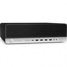Компьютер HP EliteDesk 800 G5 SFF (Core i5-9500, 3.0GHz, 8GB, SSD, Windows 10 Pro) (7ZX19EA#ACB )