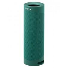 Портативная колонка Sony SRS-XB23 зеленый