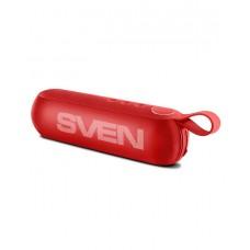 SVEN PS-75, красный, акустическая система 2.0, мощность 2x3 Вт (RMS), Bluetooth, FM, USB, microSD