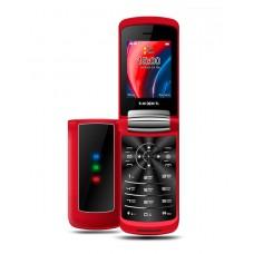 Мобильный телефон teXet TM-317 цвет красный