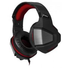 SVEN AP-G890MV Игровые стереонаушники с микрофоном черный-красный