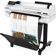 """Плоттер HP DesignJet T525 (Цветной, Струйная, A1+ (24 дюйма) (610), 24"""") (5ZY59A#B19)"""