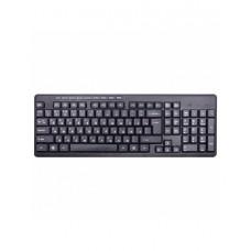 Клавиатура проводная RITMIX RKB-255W, черный