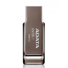 USB-накопитель ADATA UV131, 16GB, UFD 3.1, Chrome-gray (AUV131-16G-RGY)