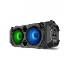 SVEN PS-550, черный, акустическая система 36W, Bluetooth, FM, USB, microSD, LED-display, 2000mA*h
