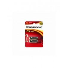 Батарейка щелочная PANASONIC Pro Power AA/2B