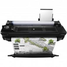 """Плоттер HP DesignJet T530 (Цветной, Струйная, A0+ (36 дюймов) (914), 36"""") (5ZY62A#B19)"""