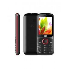 Мобильный телефон BQ-2440 StepL black+red