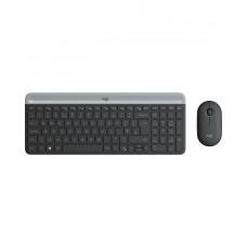 Комплект Комплект беспроводной Logitech MK470 (клавиатура+мышь)