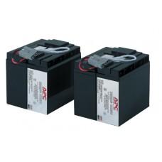Аккумуляторные батареи для ИБП APC RBC55