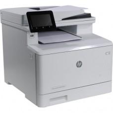 МФУ HP Color LaserJet Pro M479fnw (А4, Лазерный, Цветной) (W1A78A#B19)