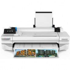 """Плоттер HP DesignJet T130 (Цветной, Струйная, A1+ (24 дюйма) (610), 24"""") (5ZY58A#B19)"""
