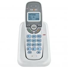 Бесшнуровой телефонный аппарат teXet TX-D6905А цвет белый
