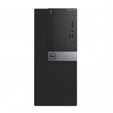 Компьютер Dell OptiPlex 7050 MT (Core i3-7100, 3.9 GHz, 4 GB, 500 GB, Windows 10 Pro) (210-AKOJ-11)
