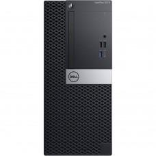 Компьютер Dell OptiPlex 5070 Tower (Core i5-9500, 3GHz, 4GB, 1000GB, Windows 10 Pro) (210-ASCZ)