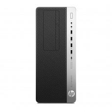 Компьютер HP EliteDesk 800 (Core i7-7700, 3.6 GHz, 8 GB, HDD и SSD, Windows 10 Pro) (1HK23EA#ACB)