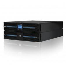 Источник бесперебойного питания Delta UPS102R2RT2B035 (Двойное преобразование (On-Line), 1000 ВА, 900 Вт)